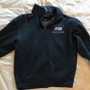 University of San Diego Half Zip